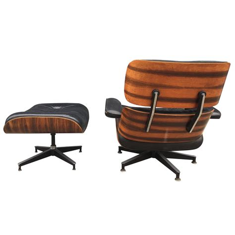 Rosewood Eames Lounge Chair by Eames Lounge Chair For Herman Miller In High Contrast