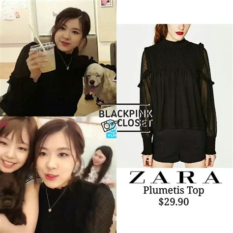 blackpink zara blackpink closet blackpinkcloset twitter