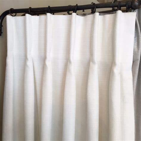 top pinch pleat drapes a guide to the top styles of drapery headings jabot