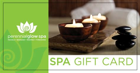 memorial day gift card sale perennialglow spa - Day Spa Gift Cards