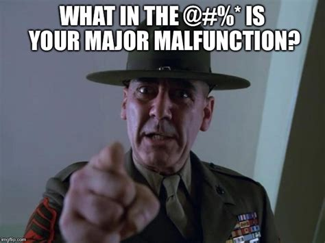 Full Metal Jacket Meme - full metal jacket pointing at you imgflip
