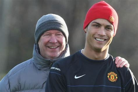 Baju Sunday Sunday Co Limited cristiano ronaldo reveals how sir alex ferguson told him