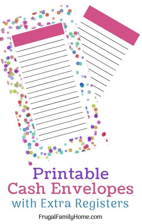 printable cash envelope how to set up a cash envelope system easy steps start to