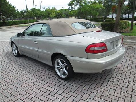 buy   volvo  turbo convertible fla car   accidents  reserve    fort
