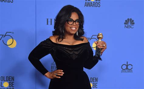 oprah winfrey famous speech oprah for president speech ignites frenzied us