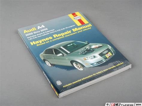 how to download repair manuals 2008 audi rs 4 spare parts catalogs haynes 15030 haynes repair manual b6 b7 2002 2008 audi a4