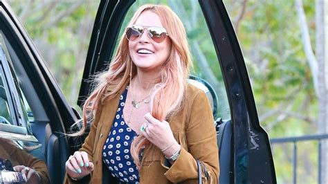 Lindsay Lohan Is Committed To Rehab by Lindsay Lohan Leaves Rehab After 90 Day Stay Addiction