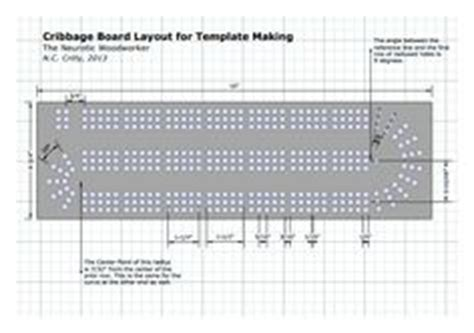 How To Build Cribbage Board Patterns Pdf Plans