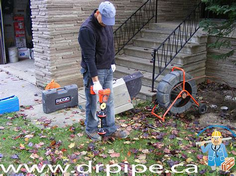 Plumbing Toronto by Sewer And Drain Replacement By Dr Pipe Drain And Plumbing