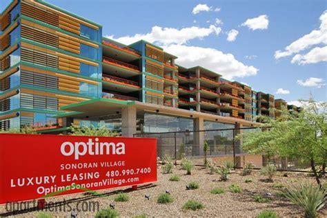 Average Rent For 1 Bedroom Apartment optima sonoran village apartments scottsdale az walk score