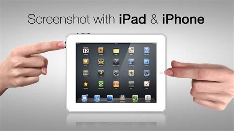 youtube tutorial ipad air how to screenshot with ipad iphone tutorial youtube