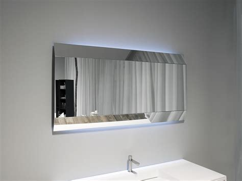 Bathroom Mirror Lighting Ideas Modern Bathroom Wall Mirrors Metal Artwork Modern Wall Decor Large Contemporary Rectangular