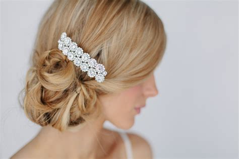 Wedding Hair With Clip by Wedding Hair Popular Haircuts