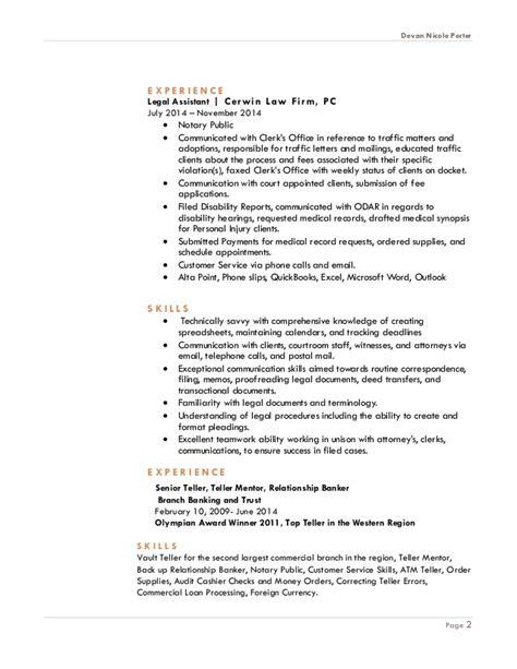 Certified Registered Anesthetist Resume Assistant Resume Devan Porter