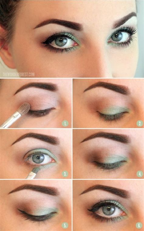 tutorial for eyeshadow top 10 simple makeup tutorials for hooded eyes top inspired