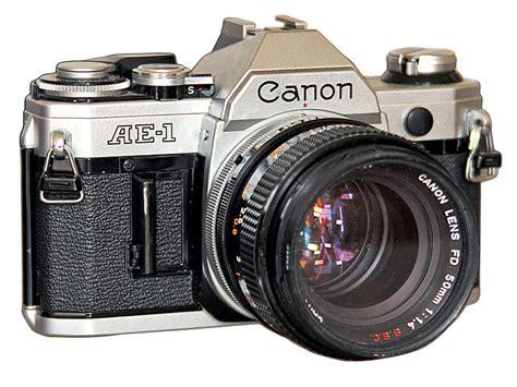 Kamera Canon Ae D canon gegen nikon duell der kamerahersteller audio foto bild