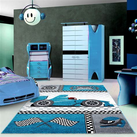 blue rugs for bedroom kids childrens soft quality bedroom blue pink car rugs