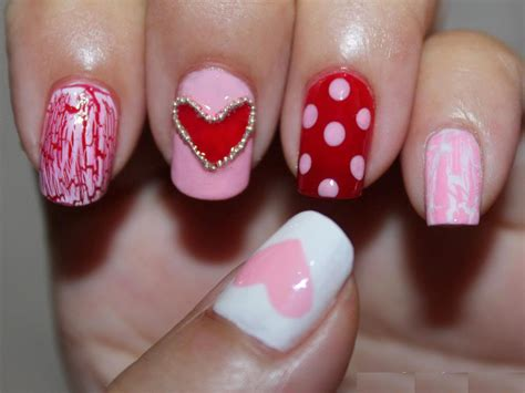 valentines day nail designs 000 french tip nail designs