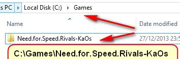 Kaos Need For Speed A need for speed rivals 2013 rip by kaos omega pos cloud