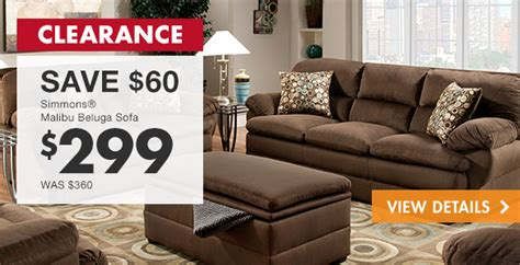 Furniture department deals at big lots