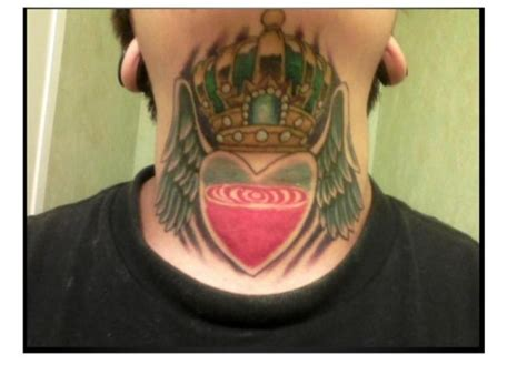 tattoo king neck crown tattoos and designs page 20