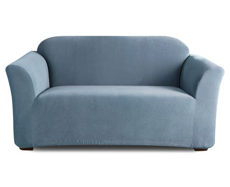 2 seater sofa covers australia sure fit stretch 2 seater sofa cover blue great daily