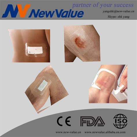 sterile dressing occlusive dressings transparent wound