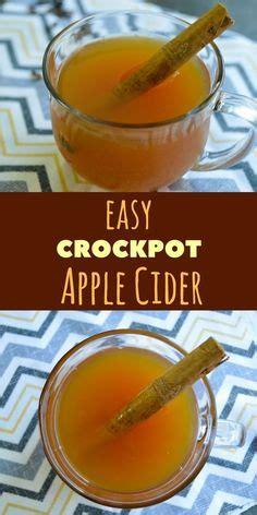 apple cider recipe drink coffee tea