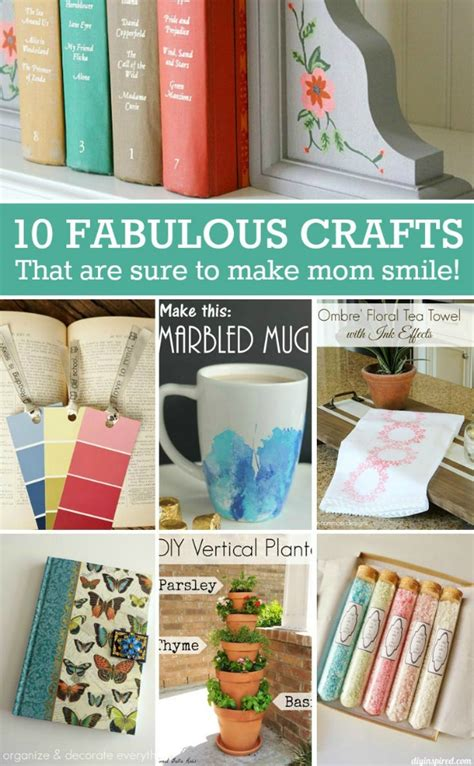 craft gifts s day diy gift ideas ourfamilyofseven