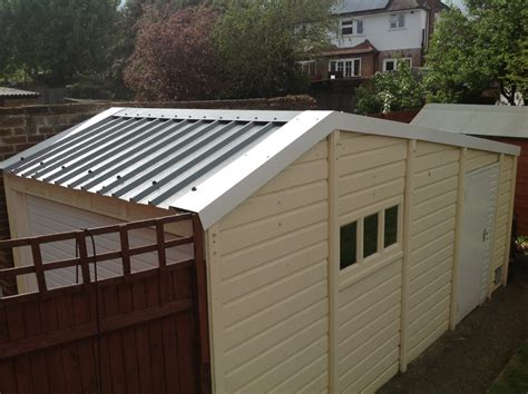 garage roofs hollybush buildings replacement garage roofs