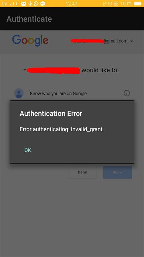 xamarin auth xamarin auth unable to login with google and facebook