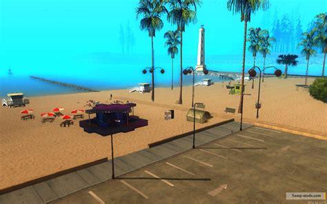back to the beach download mp map beach santa maria для sa mp