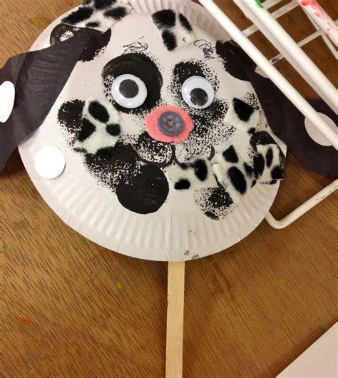 puppy craft crafts for preschool