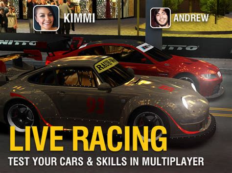Schnellstes Auto Racing Rivals by Racing Rivals Kostenlose Spiele Apps