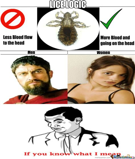 Lice Meme - lice logic by ganusables meme center