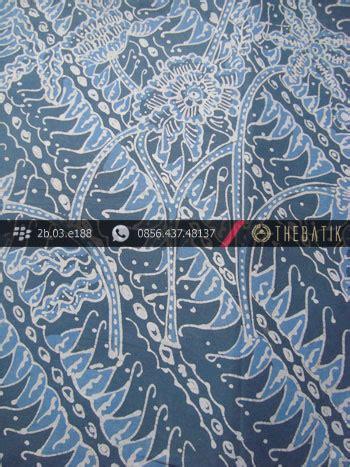 Kain Batik Tulis Warna Alam Parang jual kain batik tulis warna alam indigo motif parang