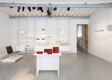 dieter rams products dieter rams products for braun and vitsœ go on show in
