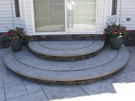 Cement Patio Designs Looking Poured Concrete Patio Design Ideas Patio Design 294