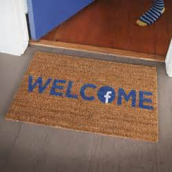 Welcome Rug by Just Pulled A Chrome With Home Jason