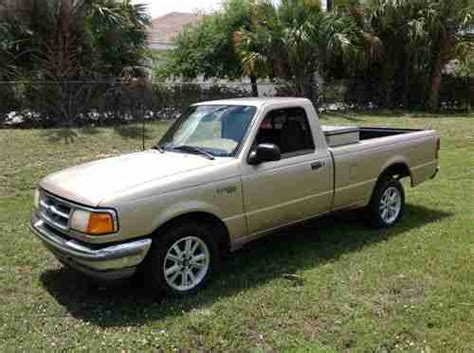 how cars engines work 1997 ford ranger electronic toll collection buy used 1995 ford ranger v6 automatic working a c in palm city florida united states