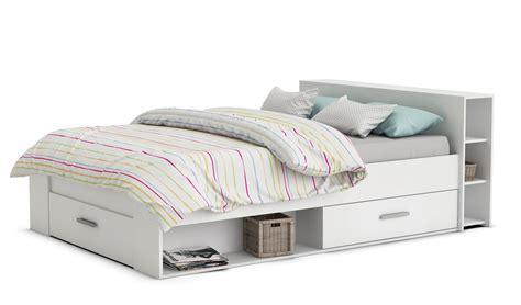 Bett 120x200 Mit Bettkasten Weiß by Betten Mit Bettkasten Angebote Auf Waterige