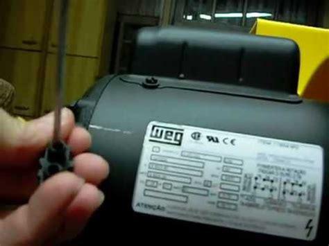 capacitor para motor monofásico 1 2 cv 141 eletricidade como ligar um motor monof 225 sico