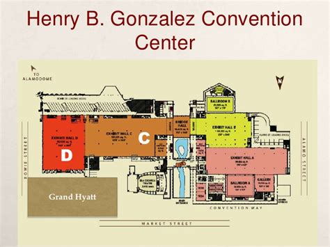 henry b gonzalez convention center floor plan henry b henry b gonzalez convention center floor plan thecarpets co
