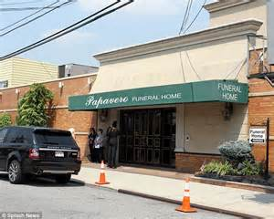 papavero funeral home allemand s family and friends attend new york memorial