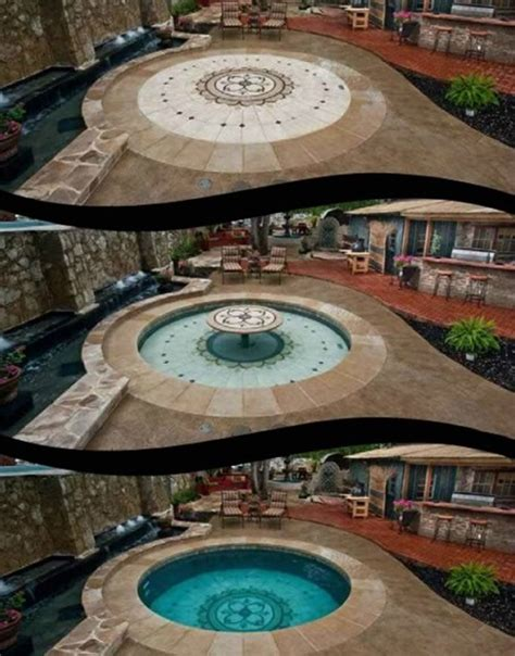 hidden backyard pool 10 amazing exles of hidden water pools for your home
