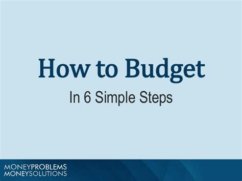 how to budget step 6 adding in your investment goals how to budget in 6 simple steps