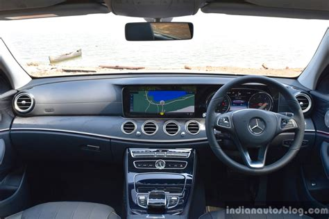 mercedes dashboard 2017 2017 mercedes e class lwb dashboard drive review