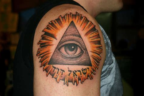 eye of god tattoo 30 meaningful religious tattoos ideas golfian