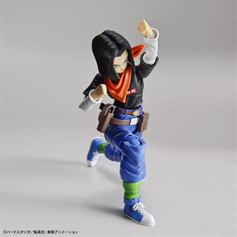 Bandai Figure Rise Standard Android 17 figure rise standard android 17
