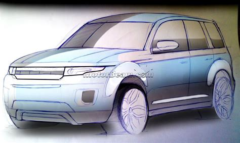Courtesy Kia Of Ta Ta Ta Announcing The Range Rover Evoque You Might Be Able